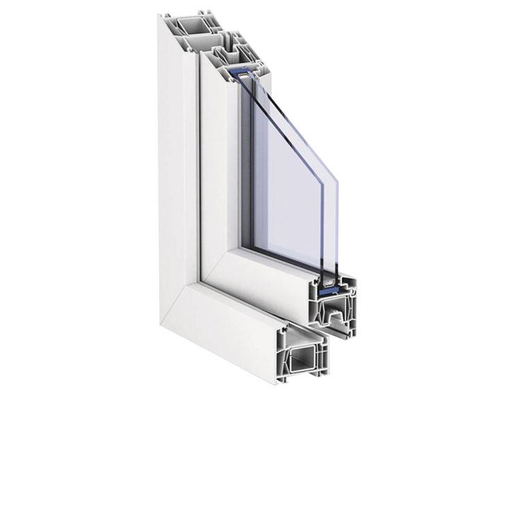 Trocal Classic 70 PVC Sistem